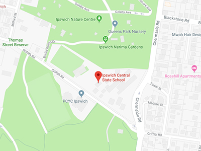 RSPCA School For Dogs Training Classes Ipswich Location Map