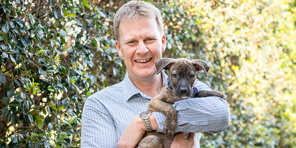 darren maier appointed RSPCA Queensland CEO October 2019